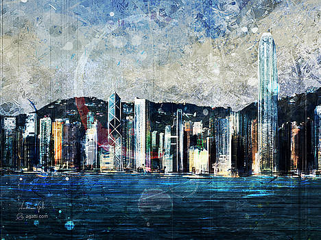 Hong Kong by Andrea Gatti