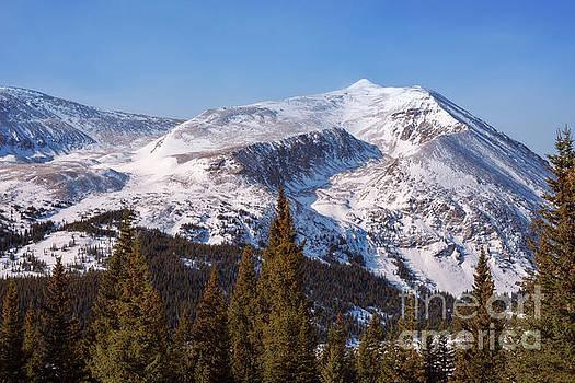 Hoosier Pass by Sharon Seaward