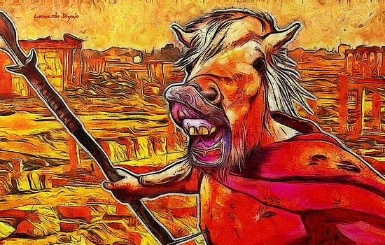 Horse Power - PA by Leonardo Digenio