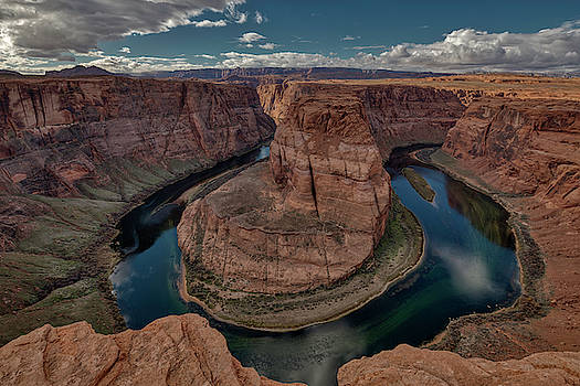 Horseshoe Bend by Constance Puttkemery