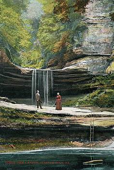 Horseshoe Canyon - Starved Rock by Jayson Tuntland