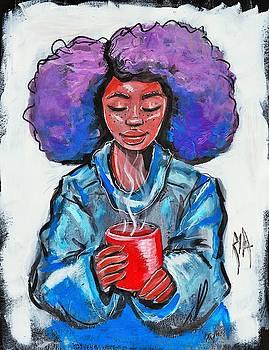 Hot Cocoa by Artist RiA