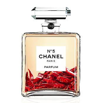 Hot Pepper Chanel by Karen Tullo