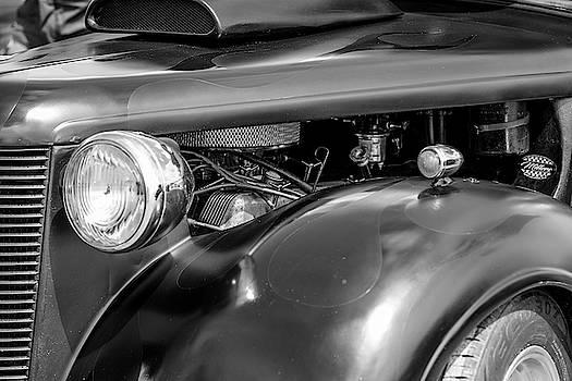 Hot Rod Engine by Elliott Coleman