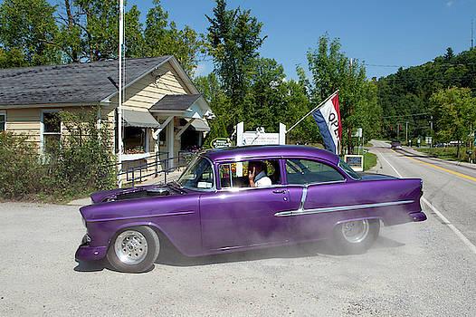 Purple 55 by Rik Carlson