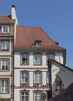 Hotel des Arts Strasbourg by Teresa Mucha