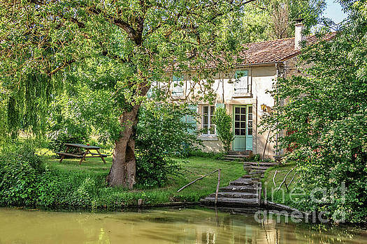 House in the Marais Poitevin by Delphimages Photo Creations