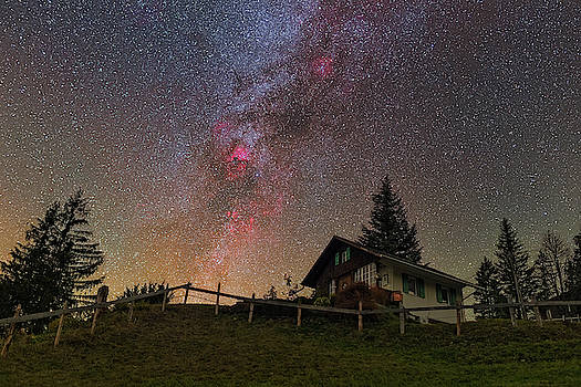 House with a View by Ralf Rohner