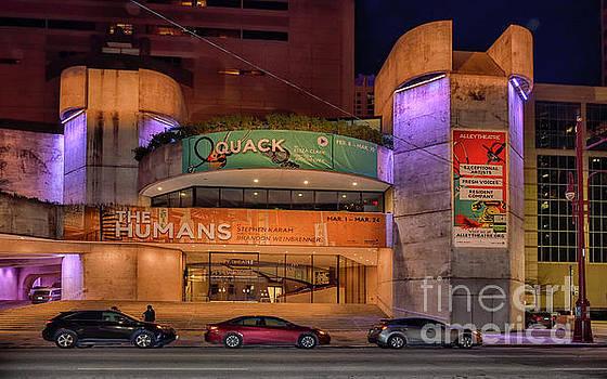 Houston Alley Theatre by Norman Gabitzsch