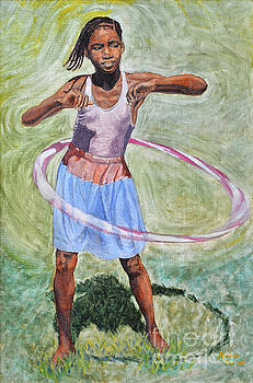 Hula Hoop  by Nicole Minnis