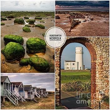 Hunstanton, Norfolk by John Edwards