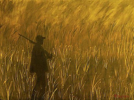 Hunter by Randy Sylvia