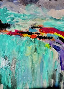 Hurricane is Coming by Carol Stanley