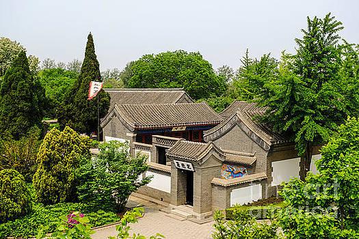Hutong in Shaihaiguan, China by Iryna Liveoak
