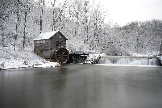 Hyde Mill in Winter by Tailor Hartman