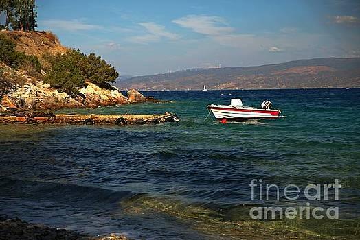 Hydra Island Greece_2 by Amalia Suruceanu