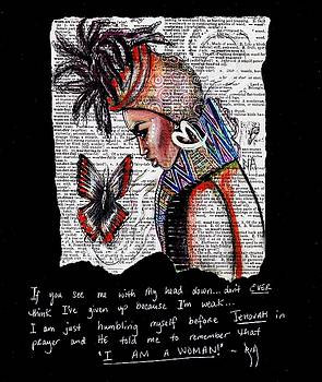 I am a Woman by Artist RiA