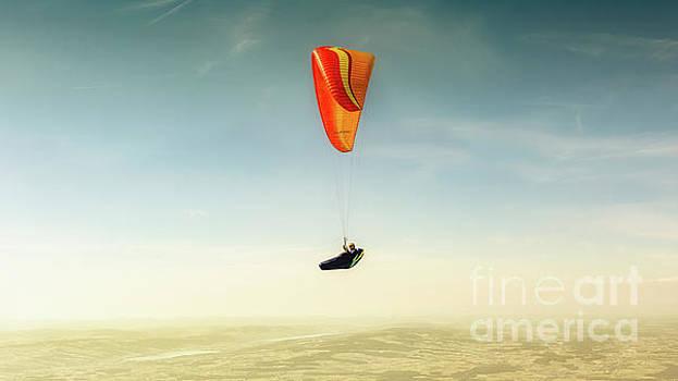 I am flying by Erik Brede