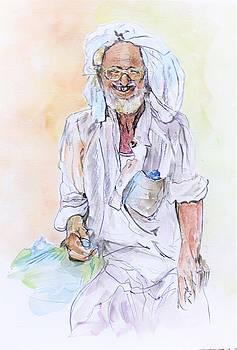 I am happy by Khalid Saeed