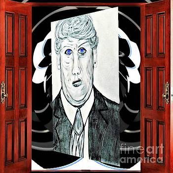 I Announce Our President by Debra Lynch