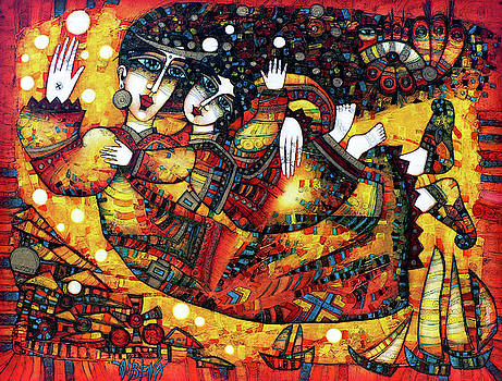 I Give You My Dreams by Albena Vatcheva