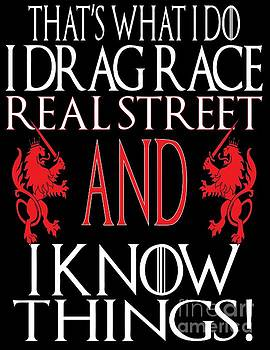 I Know Things Real Street by Jack Norton