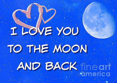Diann Fisher - I Love You To The Moon And Back