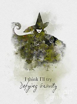 I think I'll try Defying Gravity by My Inspiration
