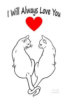 Andrea Gatti - I Will Always Love You black
