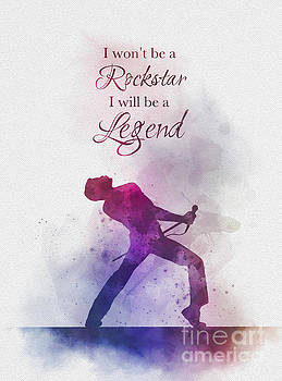 I will be a legend by My Inspiration