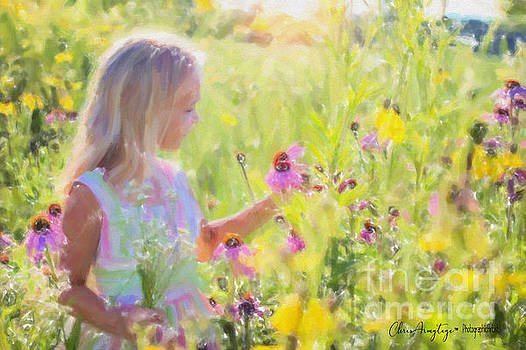 I would pick more daisies ... by Chris Armytage