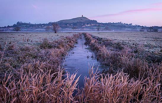 Ice Cool Dawn by Kev Pearson