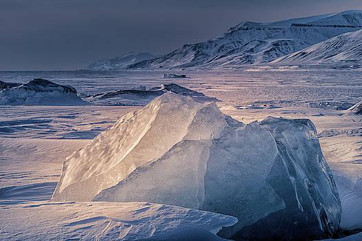 Ice In Light by Kai Mueller