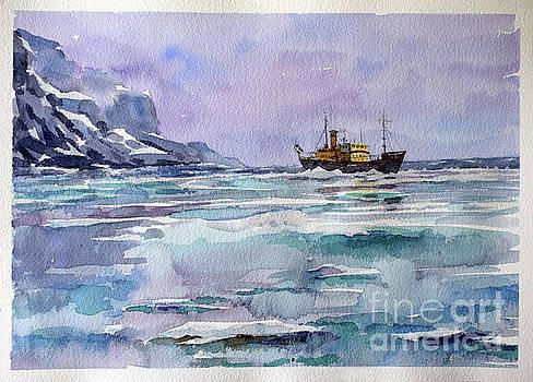 Icebreaker by Igal Kogan
