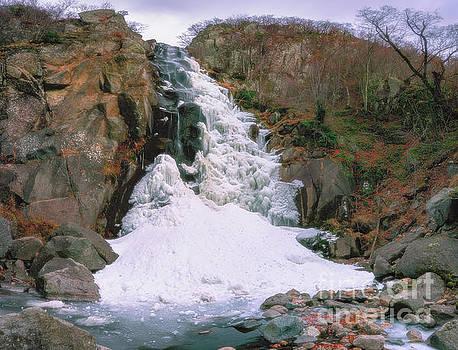 Icefall by Elias Pentikis