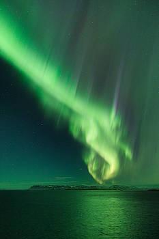 Iceland aurora by Emanuele Balboni