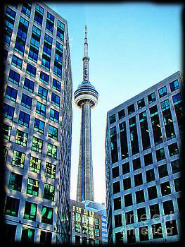 Iconic Toronto, Canada by Al Bourassa