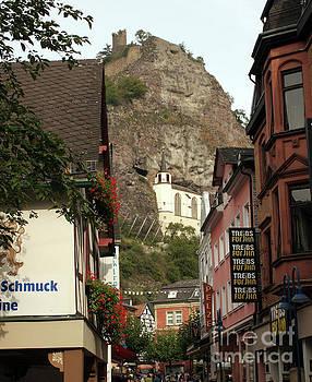 Idar-Oberstein Street View by PJ Boylan