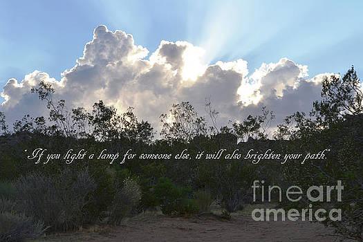 If You Light A Lamp by Suzette Kallen