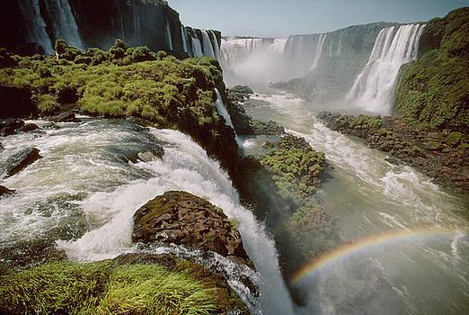 Iguazu Falls by Harald Sund