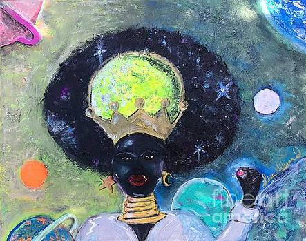 Im a Star From Planet Beautiful  by Lisa Gilyard