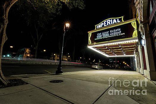 Imperial Theatre Augusta GA by Sanjeev Singhal