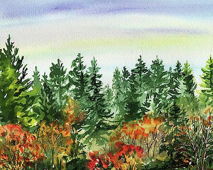 Irina Sztukowski - Impressionistic Colors Of Fall