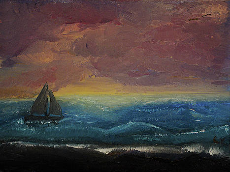 Chance Kafka - Impressions of the Sea
