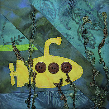 In Search of the Yellow Submarine by Pam Geisel