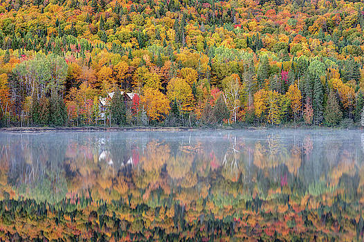 In the Heart of Autumn by Pierre Leclerc Photography