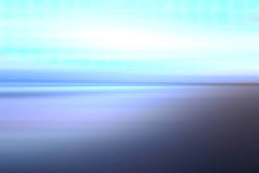 India Colors - Abstract Seascape by Stefano Senise