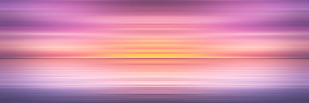 India Colors - Abstract Wide Sunrise by Stefano Senise