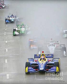 Indy Rain by Billy Knight