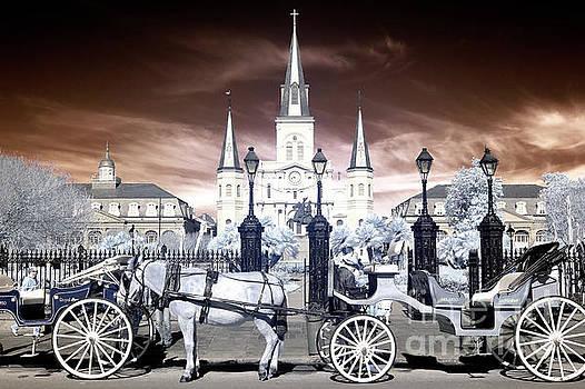 John Rizzuto - Infrared New Orleans Wonders